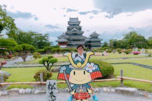 【日本名城100選 松本城No.31】