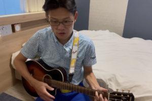 毎日10分チャレンジギター6日目